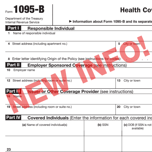 New! IRS Extends ACA Due Date